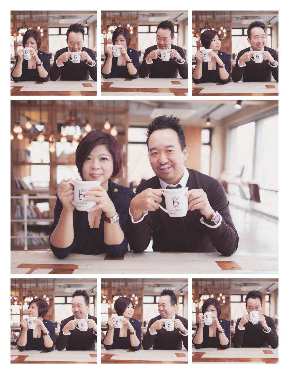 Seoul photographer, Jeong Yi
