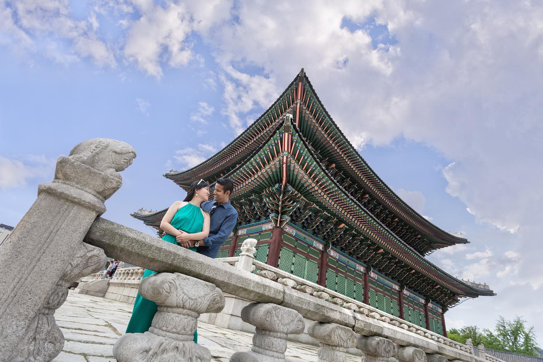 proposal photos in Korea