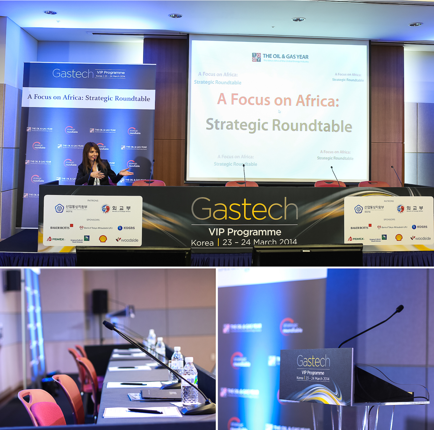 event photography gastech 2014