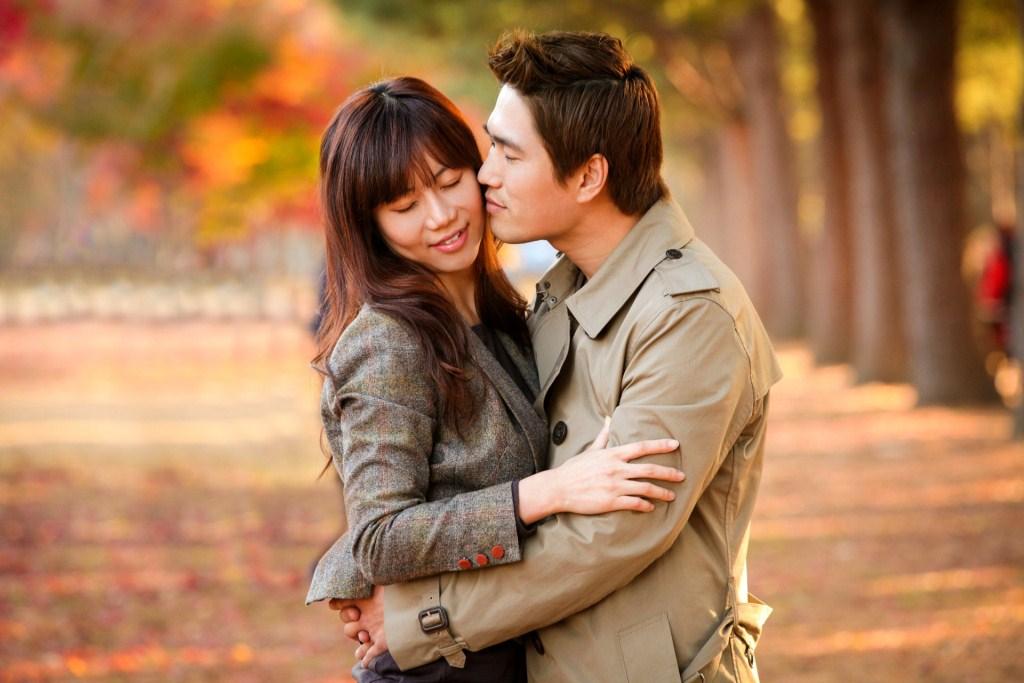 pre-wedding photography Seoul