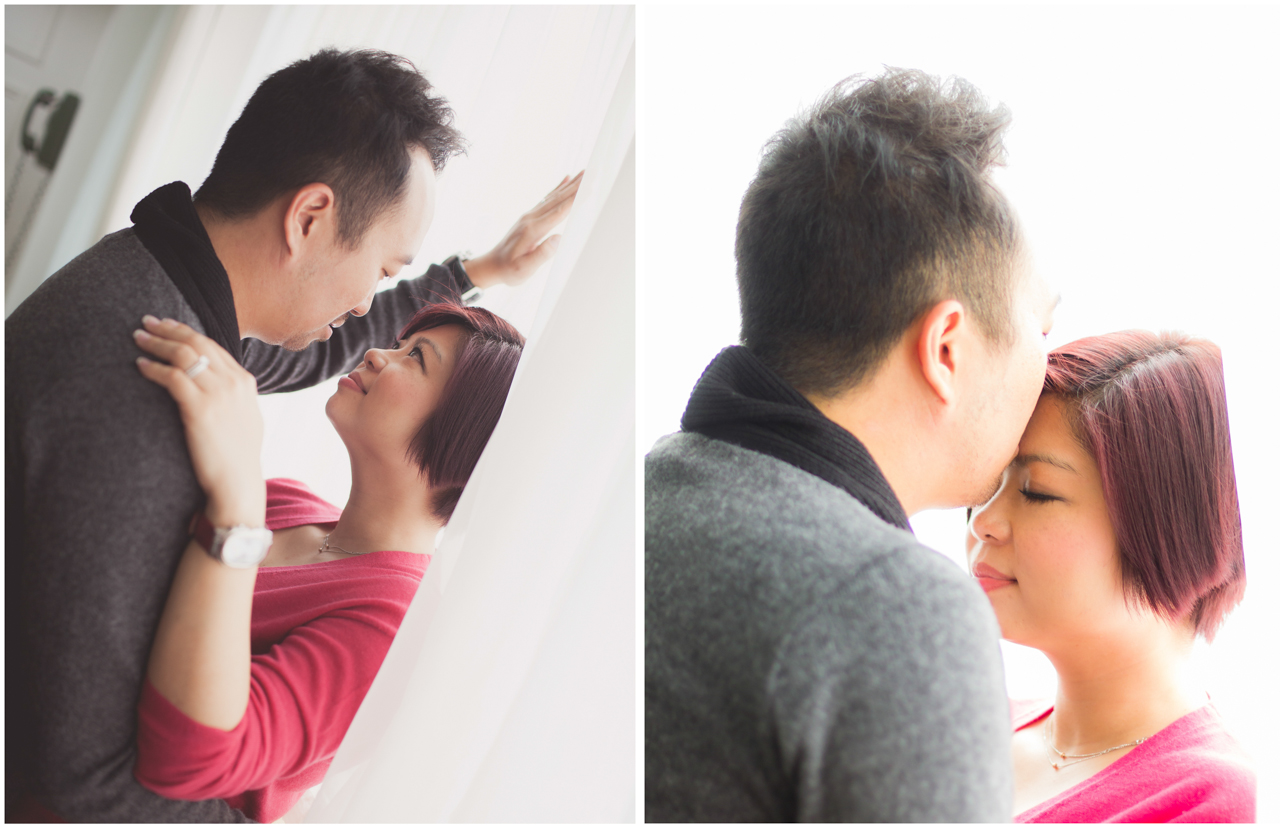 Seoul studio portraits